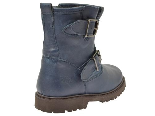 Clic Stiefelette 8105 F blau