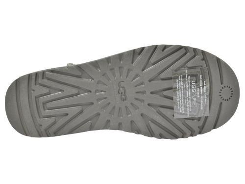UGG Boots Mini Bailey Button grey
