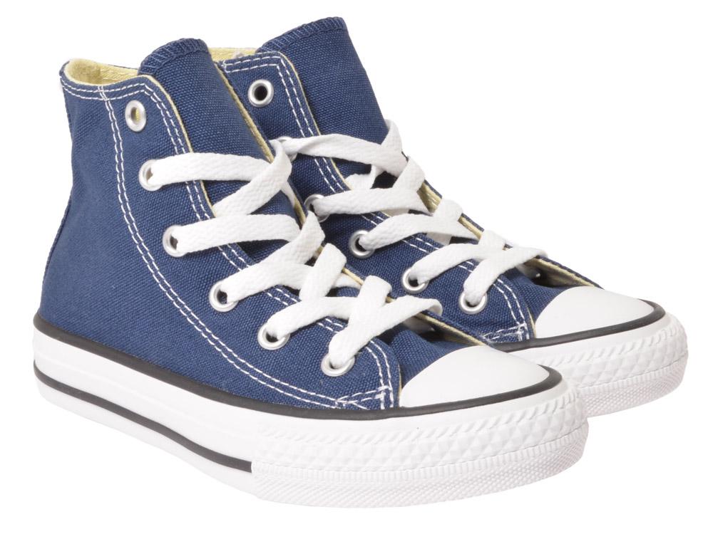 converse chucks hi sneaker 3j233 blau kinderschuhe g nstig online kaufen. Black Bedroom Furniture Sets. Home Design Ideas