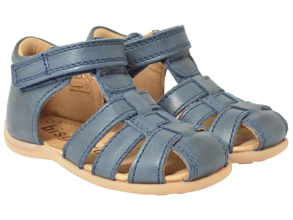 b48cc31d592 Bisgaard Sandale 71206 blau | Kinderschuhe günstig online kaufen