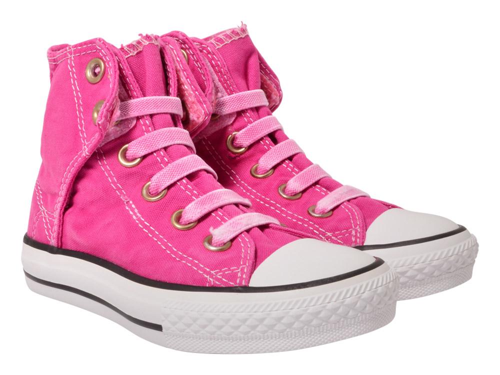converse chucks hi sneaker 643850c pink kinderschuhe. Black Bedroom Furniture Sets. Home Design Ideas