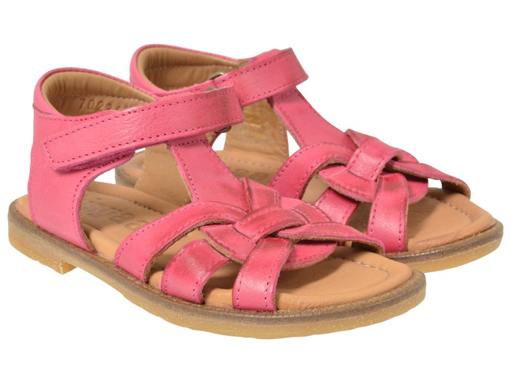 bisgaard sandale 70226 pink kinderschuhe g nstig online. Black Bedroom Furniture Sets. Home Design Ideas