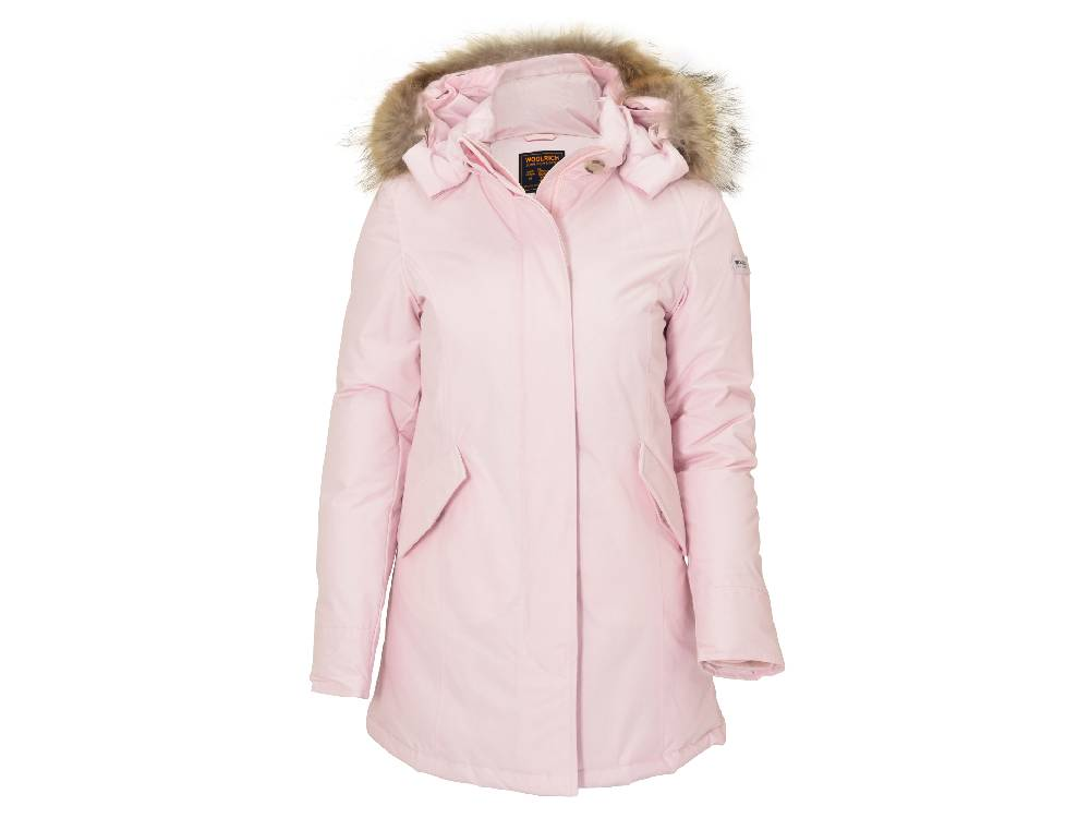 woolrich m dchenjacke arctic parka rosa 604307. Black Bedroom Furniture Sets. Home Design Ideas