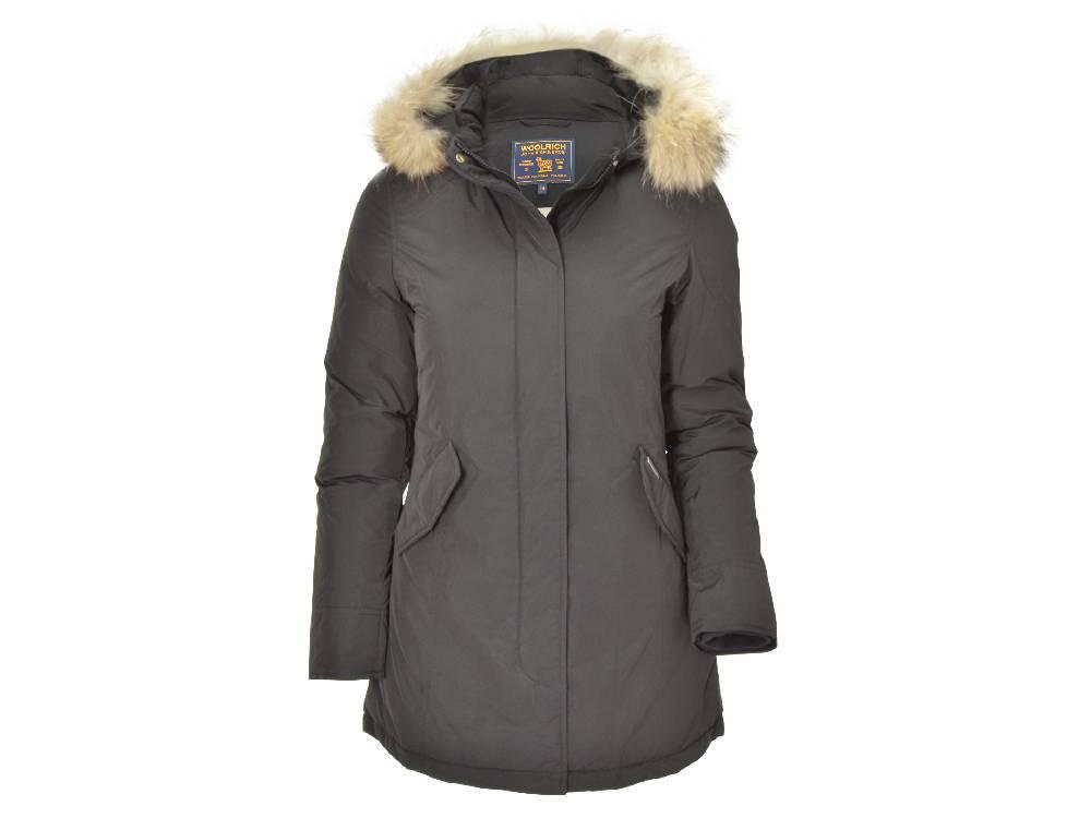 wholesale dealer 5550d c34de Woolrich Luxury Arctic Parka Kids schwarz