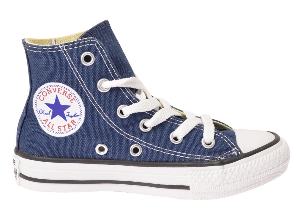 converse chucks hi sneaker 3j233 blau kinderschuhe. Black Bedroom Furniture Sets. Home Design Ideas