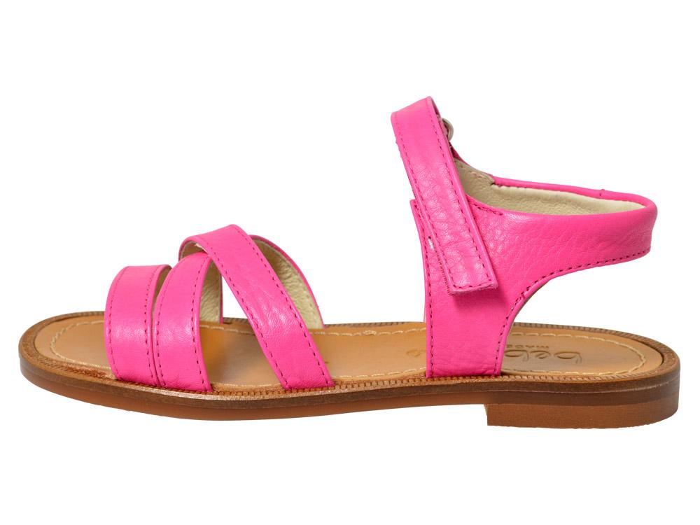 beberlis sandale 17605 pink kinderschuhe g nstig online. Black Bedroom Furniture Sets. Home Design Ideas