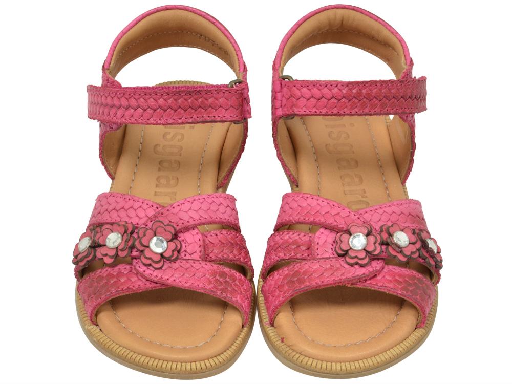 bisgaard sandale 70220 pink kinderschuhe g nstig online. Black Bedroom Furniture Sets. Home Design Ideas
