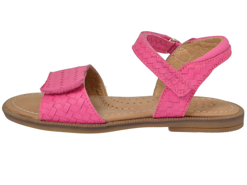 clic sandale 8986 pink kinderschuhe g nstig online kaufen. Black Bedroom Furniture Sets. Home Design Ideas
