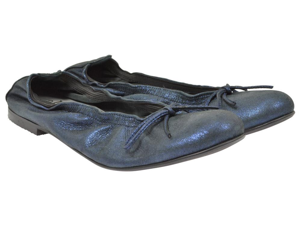 clic ballerina 4278 blau kinderschuhe g nstig online kaufen. Black Bedroom Furniture Sets. Home Design Ideas