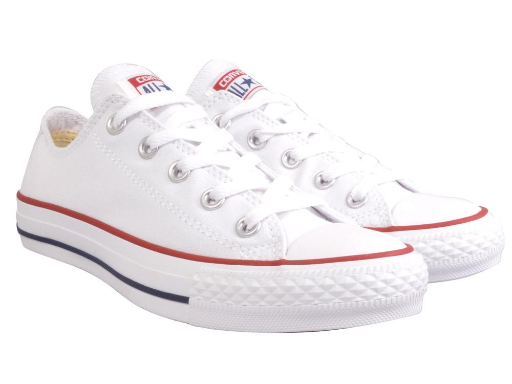 Converse All Star Sneaker M7652 Weiss Kinderschuhe