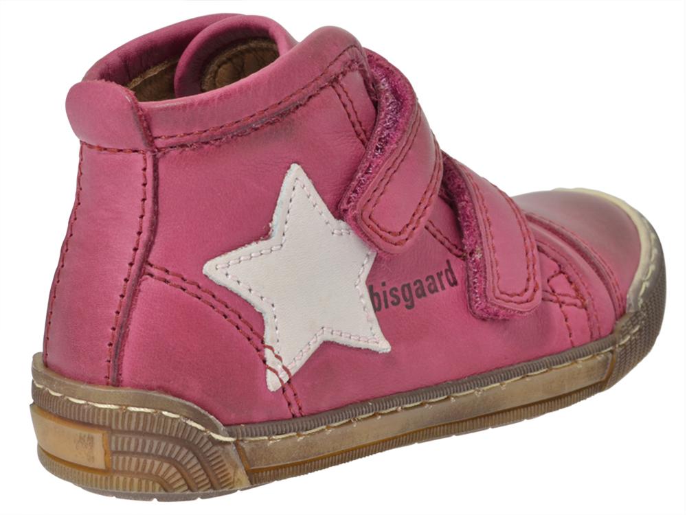 bisgaard sneaker 40704 pink kinderschuhe g nstig online. Black Bedroom Furniture Sets. Home Design Ideas