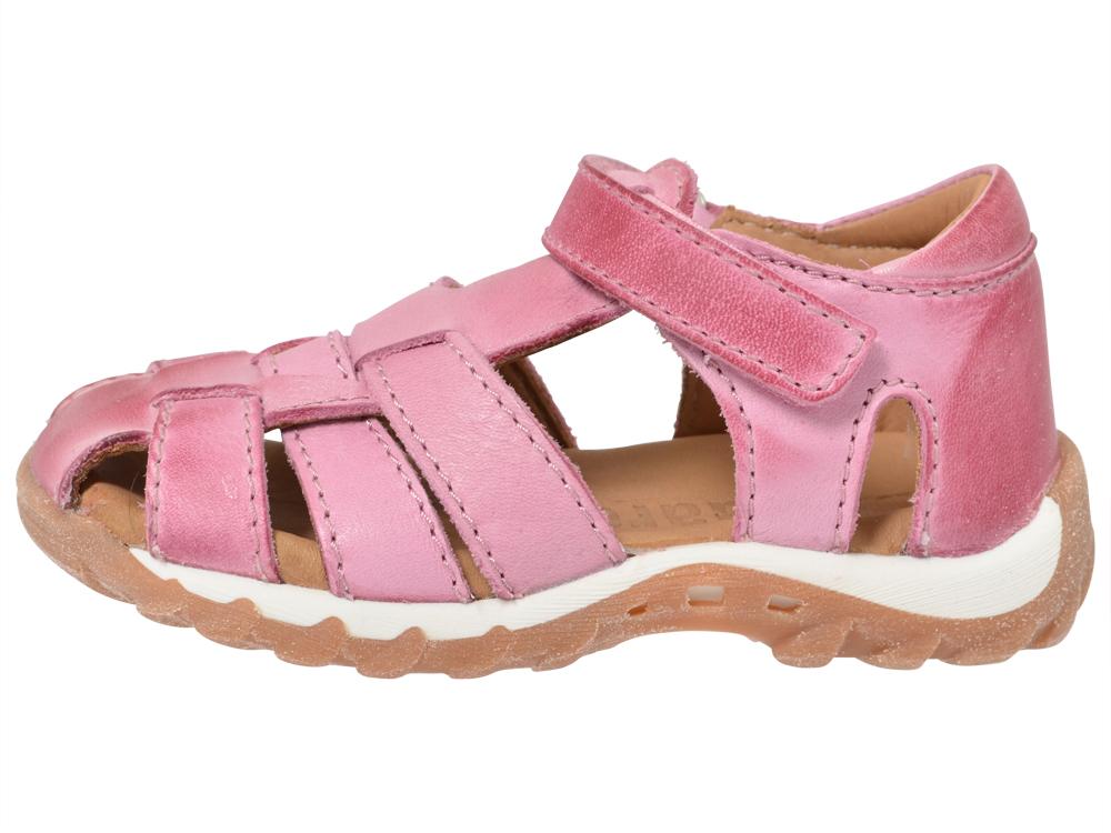 bisgaard sandale 70205 rosa kinderschuhe g nstig online. Black Bedroom Furniture Sets. Home Design Ideas