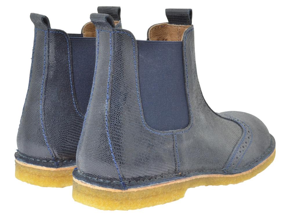 Bisgaard Chelsea Boot 50203 blau | Kinderschuhe günstig