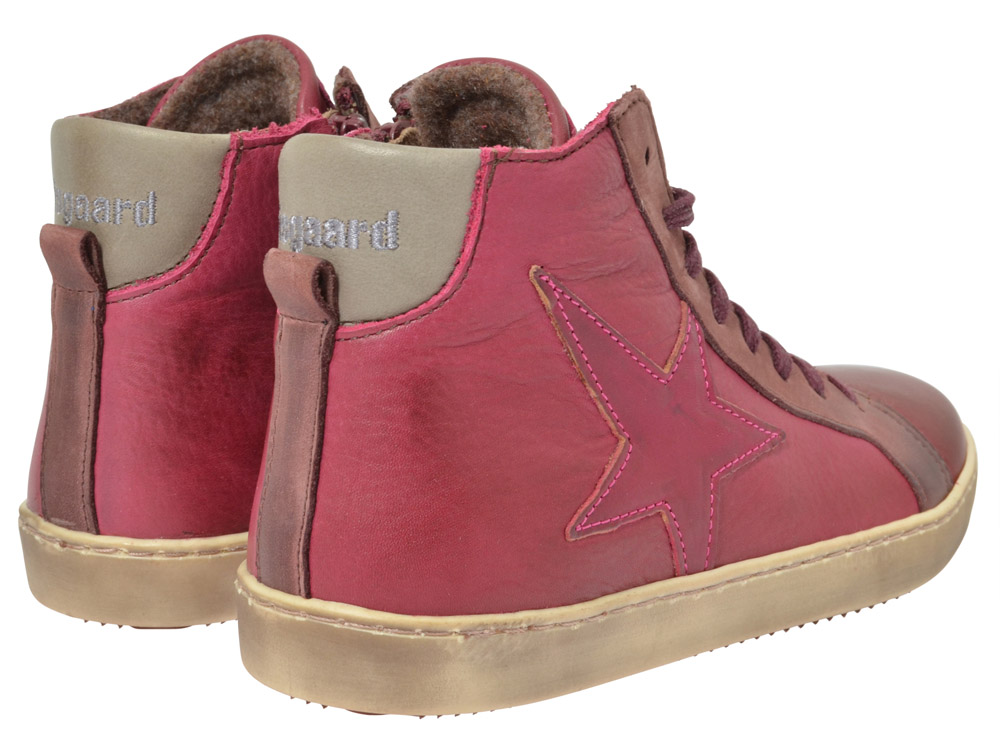 bisgaard sneaker 31809 pink kinderschuhe g nstig online. Black Bedroom Furniture Sets. Home Design Ideas
