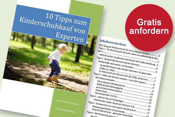 10 Tipps zum Kinderschuhkauf