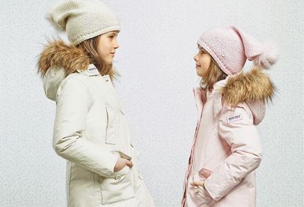 Woolrich Parken für Kinder