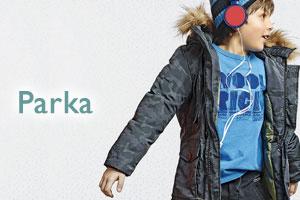Woolrich Arctic Parka für Jungen und Mädchen in rosa, rot, blau oder schwarz