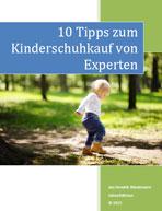 NEU: Kostenloses eBook zum Kauf von Kinderschuhen
